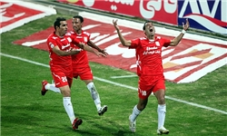 رونمایی از تیم جدید فوتبال شهرداری یاسوج در بازی با پرسپولیس شمال