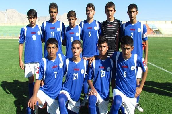 آینده سازان فوتبال گچساران امروز جشنواره گل به راه انداختند+ تصاویر