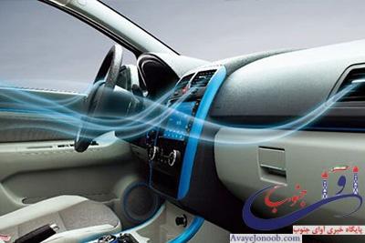 روش صحیح روشن کردن کولر خودرو +اینفوگرافیک