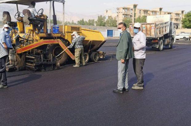 مسعود ظفری خبر داد: مرمت و بهسازی محوطه پایانه مسافربری دوگنبدان