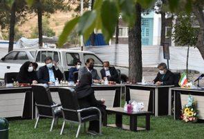 ابتکار استاندار کهگیلویه و بویراحمد در شنیدن حرف مردم+تصاویر