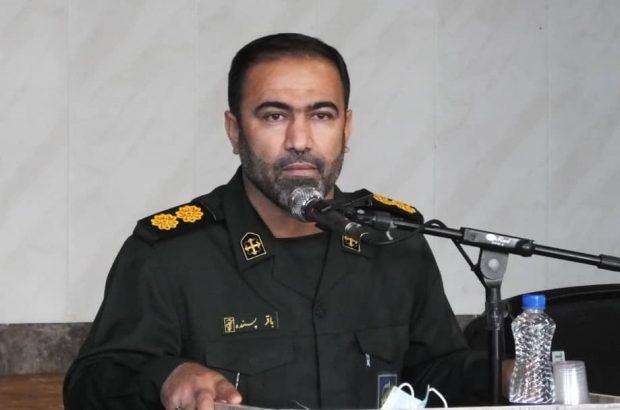هُشدار فرمانده جدید ناحیه مقاومت بسیج گچساران به کاندیداهای انتخاباتی میان دوره ای